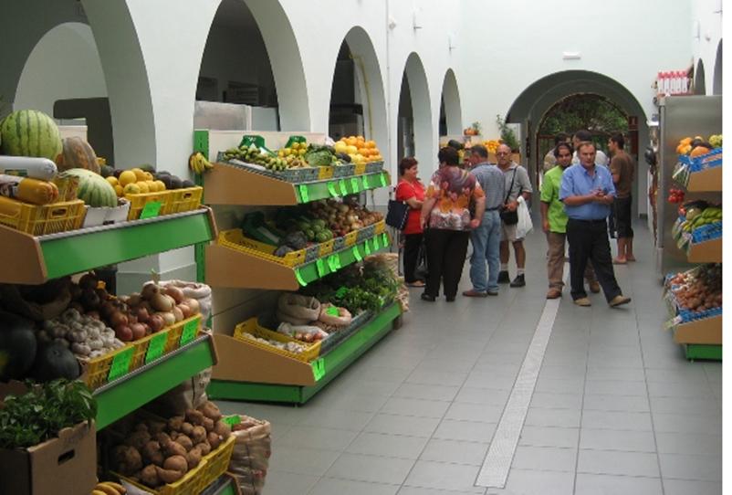 Plaza del Mercado de Los Llanos