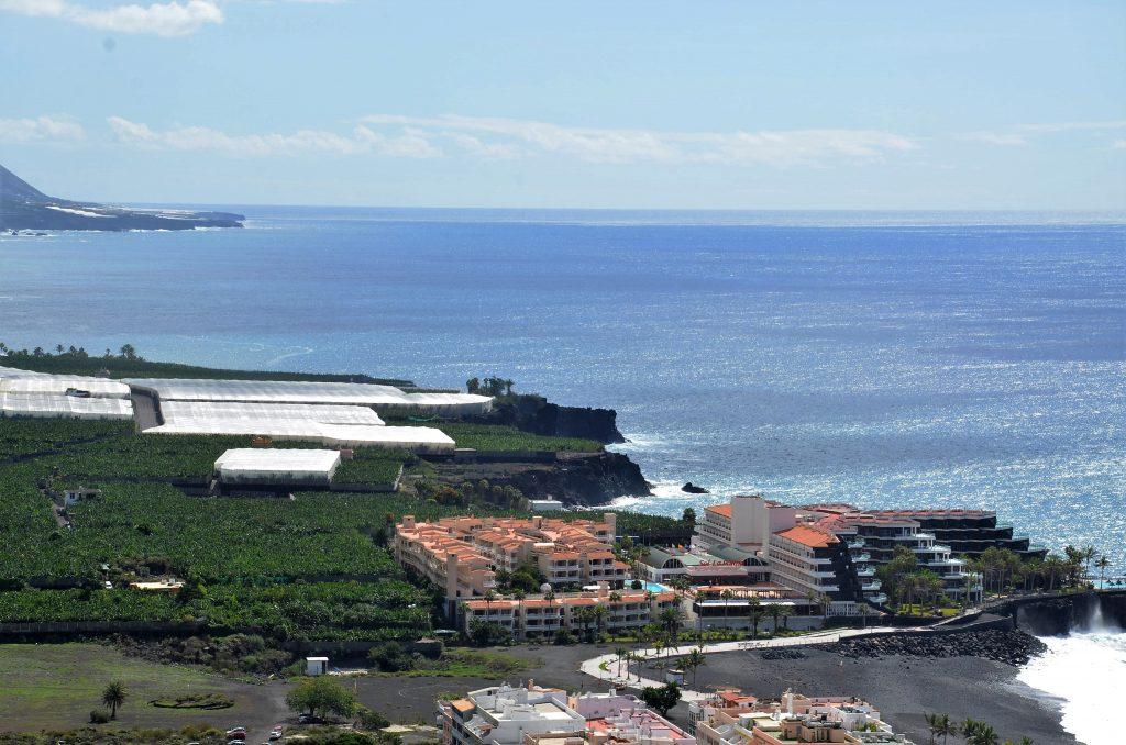 Resultado de imagen de saneamiento de Puerto Naos