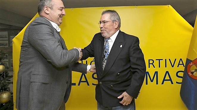 Pacuco Rosales nuevo técnico de la UD las Palmas