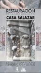 Charla sobre la restauración llevada a cabo en la fachada de la Casa Salazar