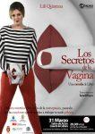 La comedia caberetera 'Los secretos de la vagina' llega a Los Llanos de Aridane y San Andrés y Sauces
