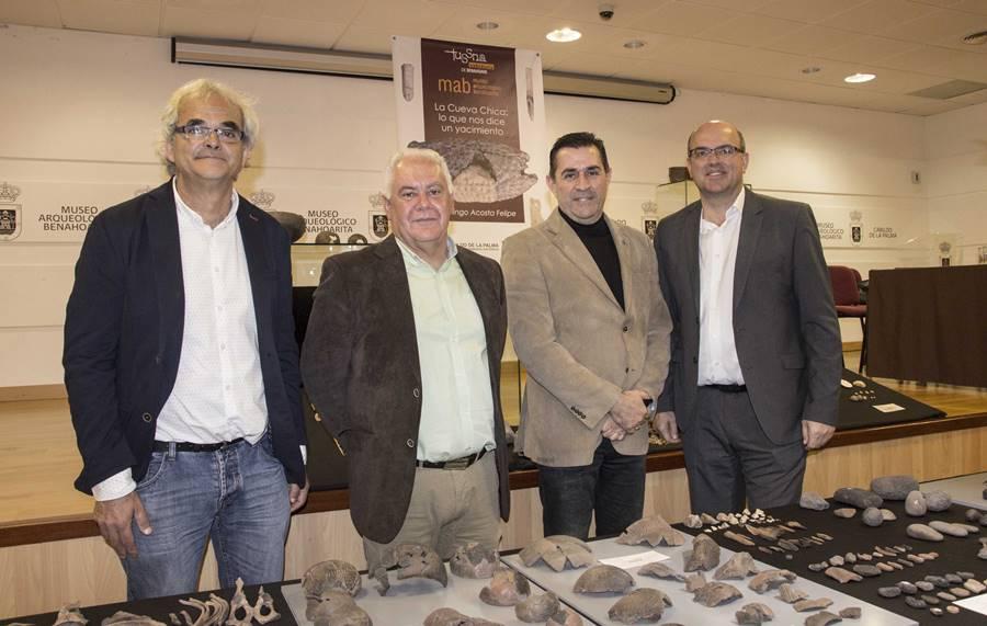 Presentación de la colección de Domingo Acosta en el MAB (7-III-2017).