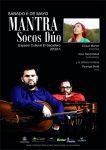 Socos Dúo presenta su nuevo disco Mantra en el Espacio Cutural El Secadero