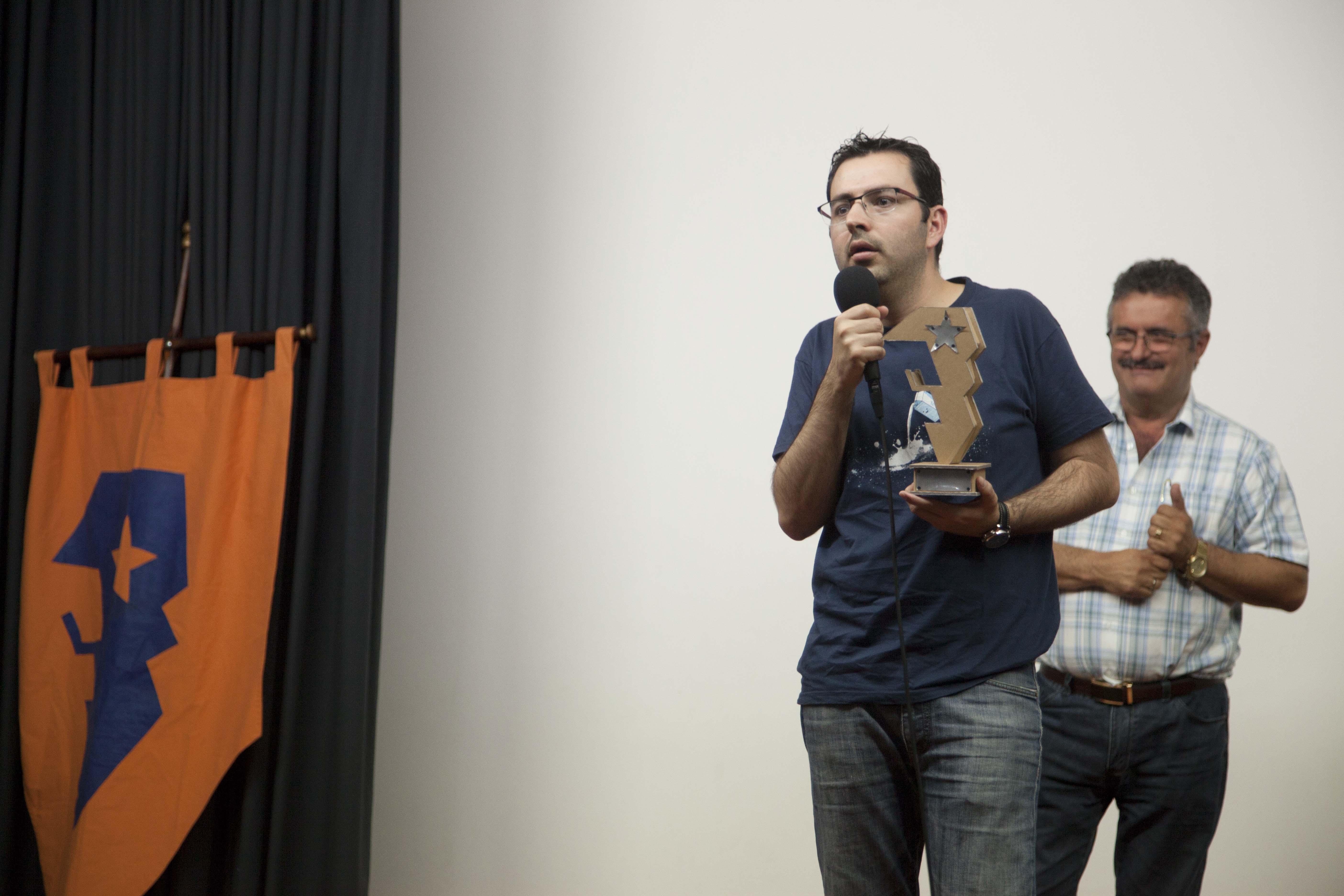 Darío López. Foto de Virginia Park.