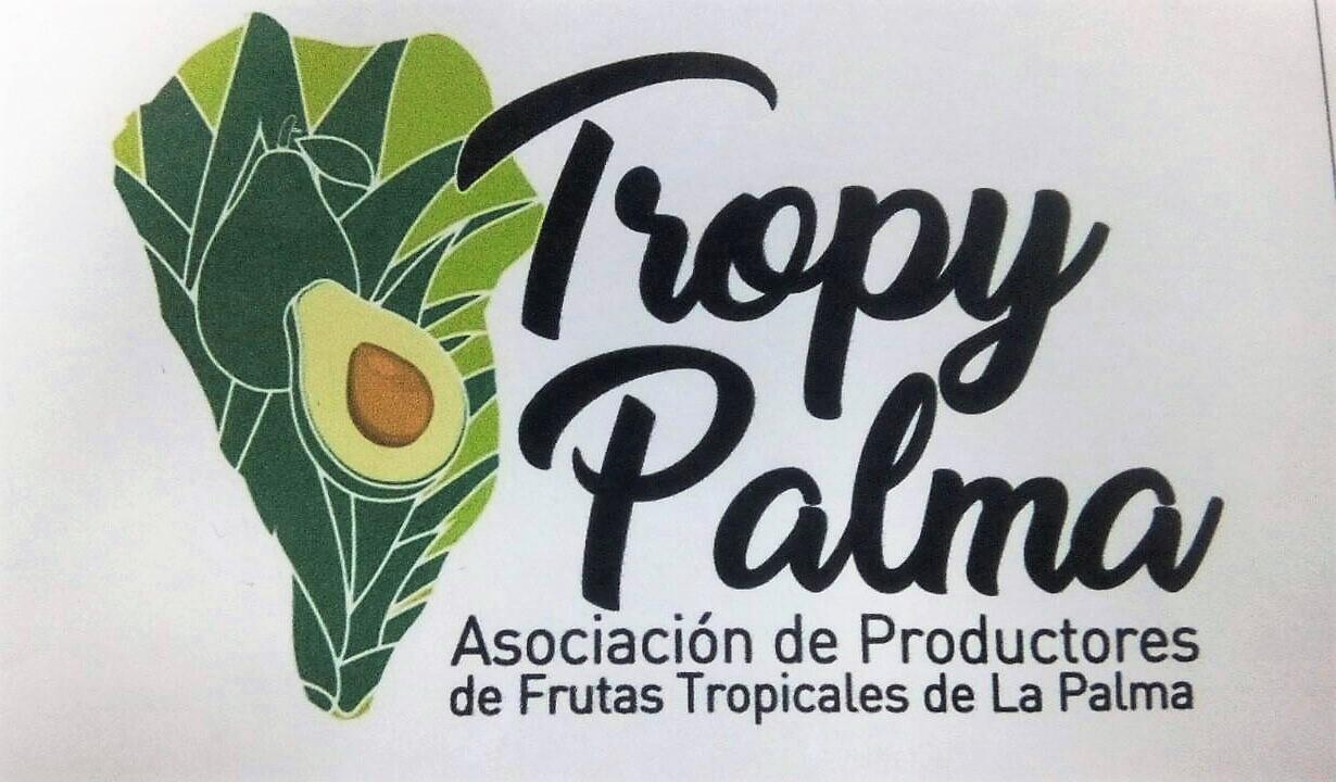 Logo de Tropypalma.