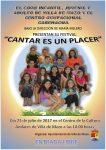 Concierto 'Cantar es un placer', del Coro Infantil y Juvenil Villa de Mazo
