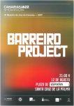 Concierto de Barreiro Project este sábado en la plaza de España capitalina dentro del Festival de Jazz de La Palma