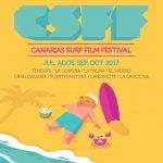 Canarias Surf Film Festival 2017