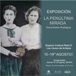 Exposición: 'La penúltima mirada', de Gloria Esther Rodríguez