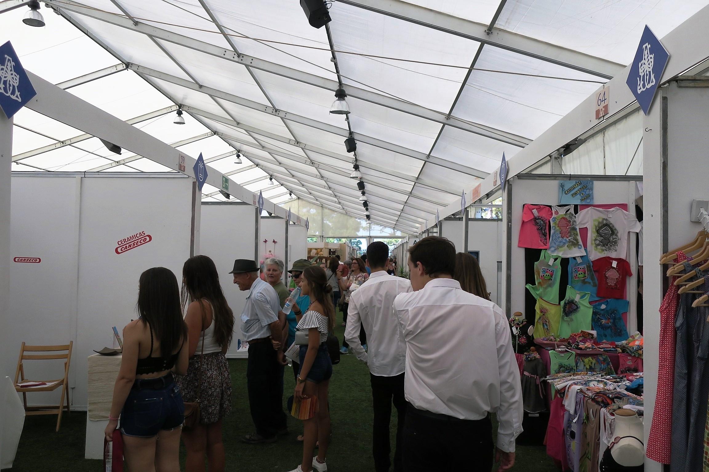 140817 Feria Insular Artesanía 2