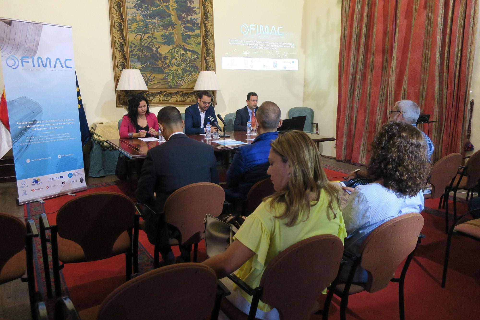 La Palma ayudará a 12 pymes canarias