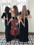 Recital de cello, flauta y oboe el sábado en las Antiguas Salinas de Los Cancajos