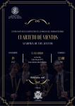 Actuación el cuarteto Academia de los Afectos dentro del ciclo 'La Música en Otoño' de la Asociación de Amigos de la Música del Valle de Aridane