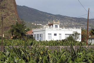 Residencia del diseñador en Bajamar.