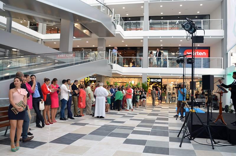 El centro comercial trocadero un sue o hecho realidad - Centro comercial del mueble tenerife ...