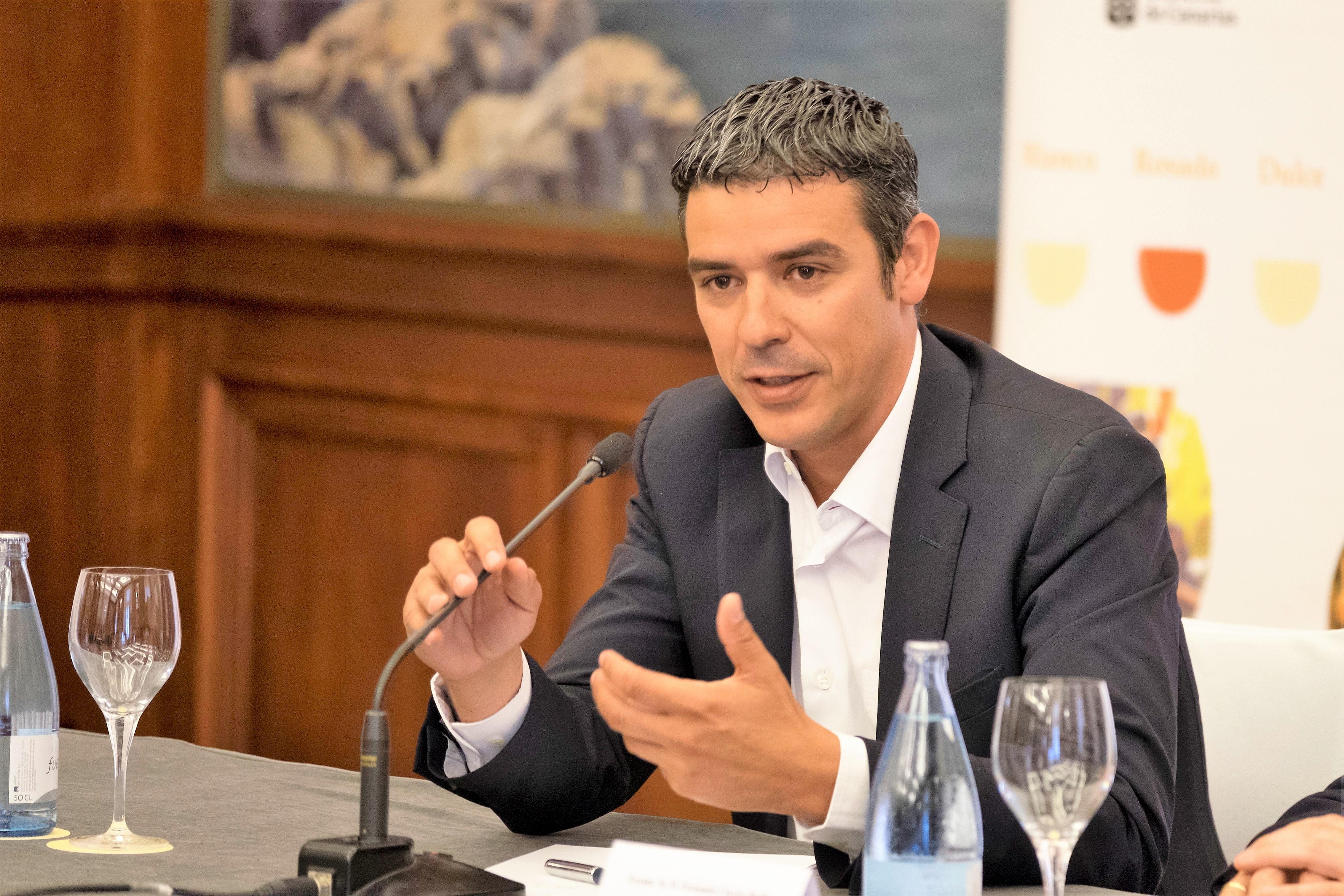 Narvay Quintero destaca 2018 como año clave en la definición del cambio de ciclo sobre la gestión del agua en Canarias