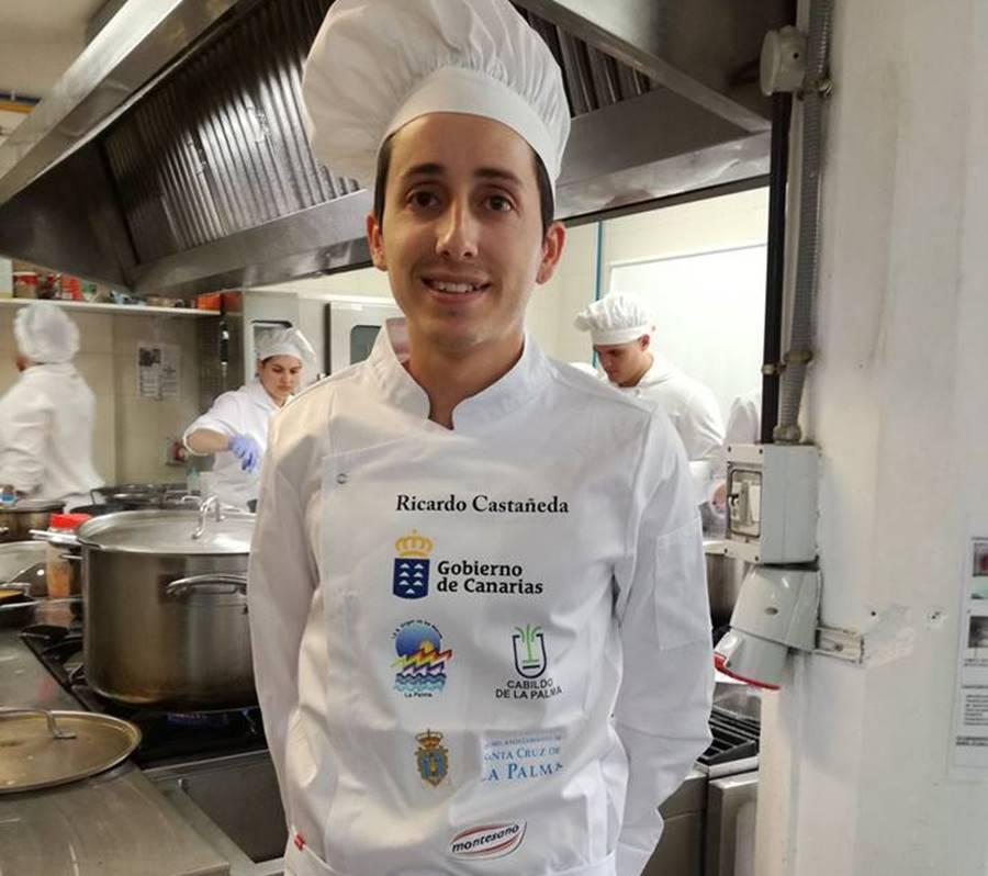 El palmero ricardo casta eda en las 39 olimpiadas - Fp de cocina ...