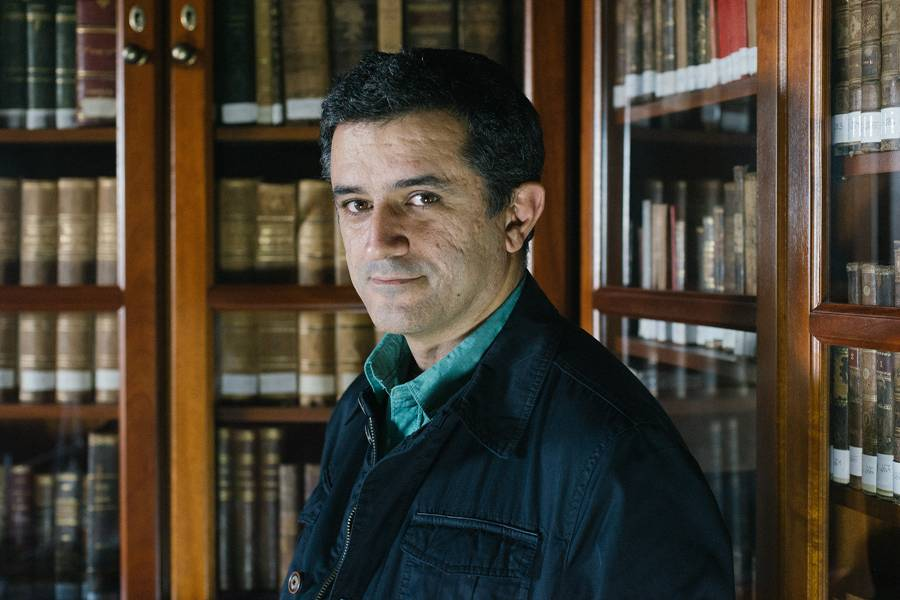 Antonio Tabares.