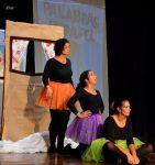 'Palabras de papel', una divertida propuesta teatral para toda la familia en la Sociedad Atlántida