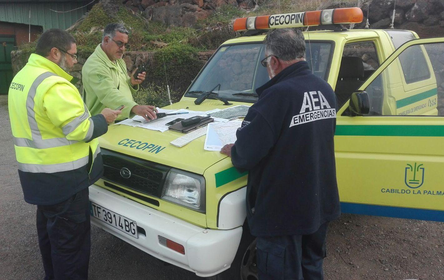 Unas 40 personas buscan al hombre de Tijarafe desaparecido desde ...