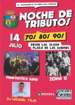 Gran Noche de Tributos con Zona Cero, Funtastick Band y el Dj Michael Vilar