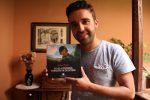 Samuel Tomás presenta su libro 'Si los almendros florecen en diciembre'