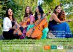 Concierto de cuerda 'Las cuatro estaciones de Vivaldi' este sábado en las Antiguas Salinas de Los Cancajos