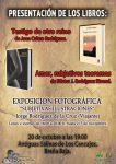Presentación de libros y exposición de fotos en las Antiguas Salinas de Los Cancajos