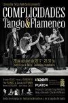 El espectáculo 'Complicidades, Tango & Flamenco' llega al Teatro Circo de Marte gracias al programa Platea