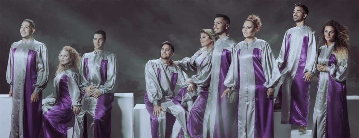 Rainbow Gospel Choir.