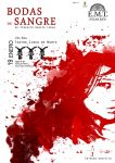 La Escuela de Teatro Pilar Rey repone este viernes su premiado montaje de 'Bodas de Sangre' de García Lorca