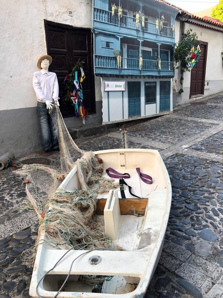 Mayos calle del Tanque.