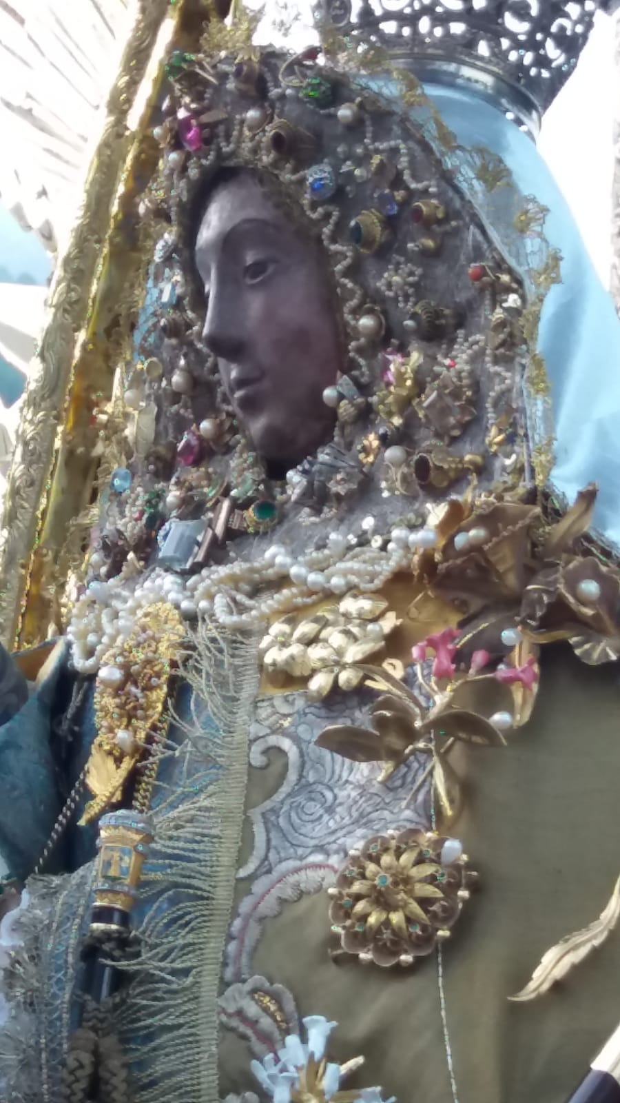 Virgen Nieves B.A