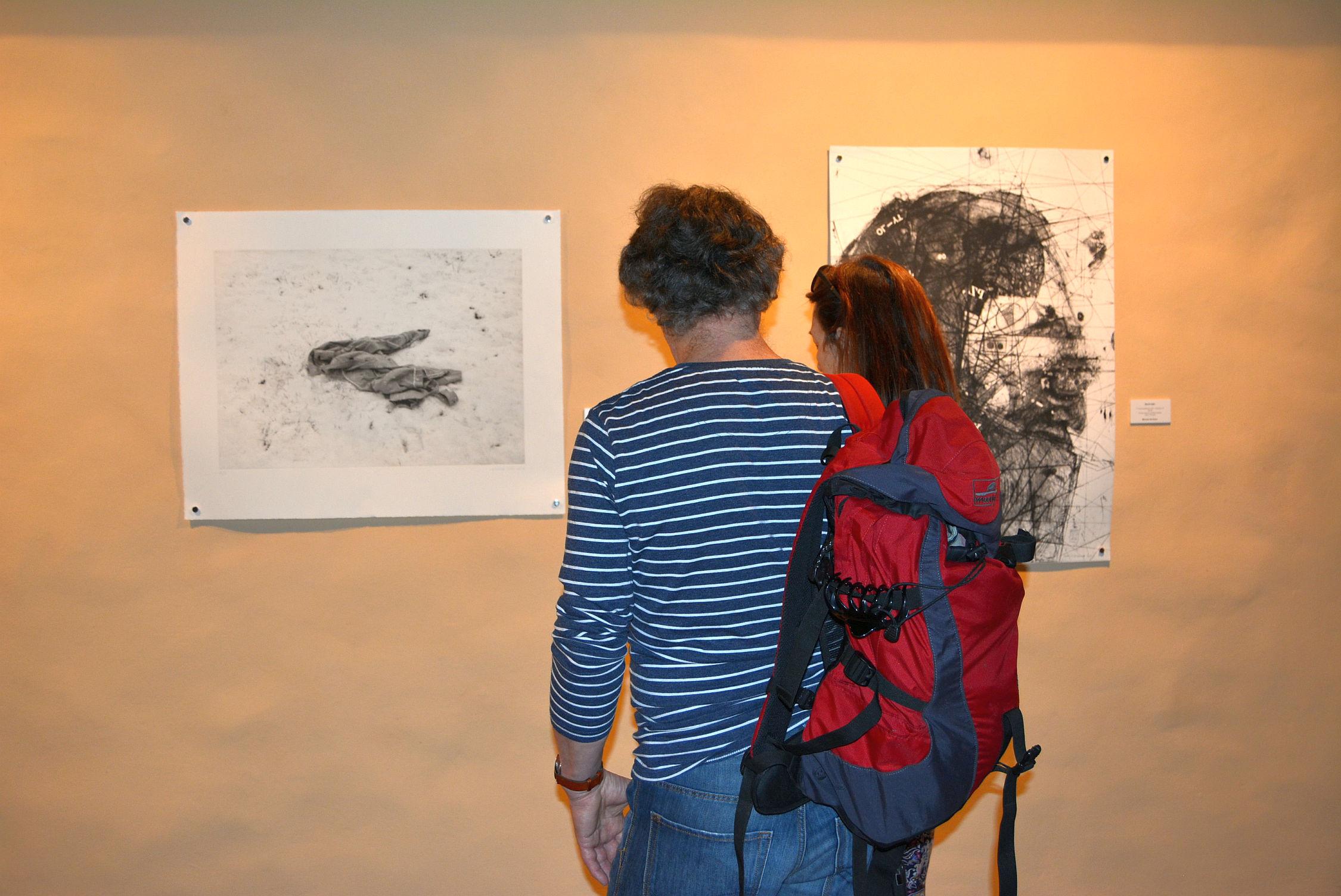 Exposición 46 Premio de Grabado Carmen Arozena 3