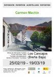 Exposición de pintura de Carmen Machín en Los Cancajos