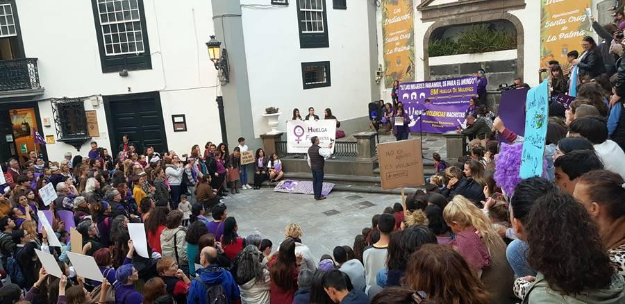 Manifestación 8M-1