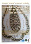 Exposición de los bordados de Dilsia en Las Tricias