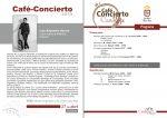 Café-Concierto con el guitarrista Luis Alejandro García este sábado en la Casa Roja de Mazo