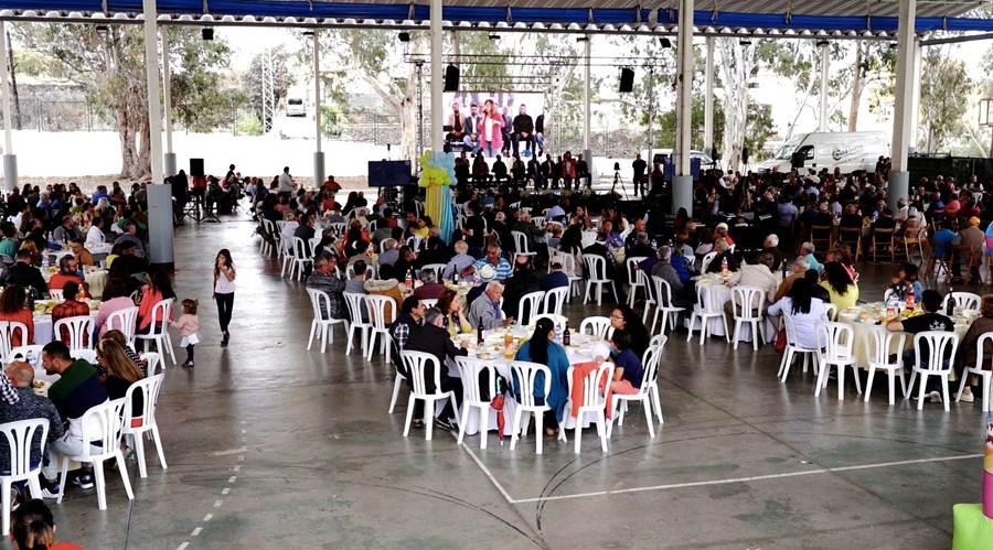 Más de 900 personas arropan en Los Llanos a los candidatos de Coalición Canaria
