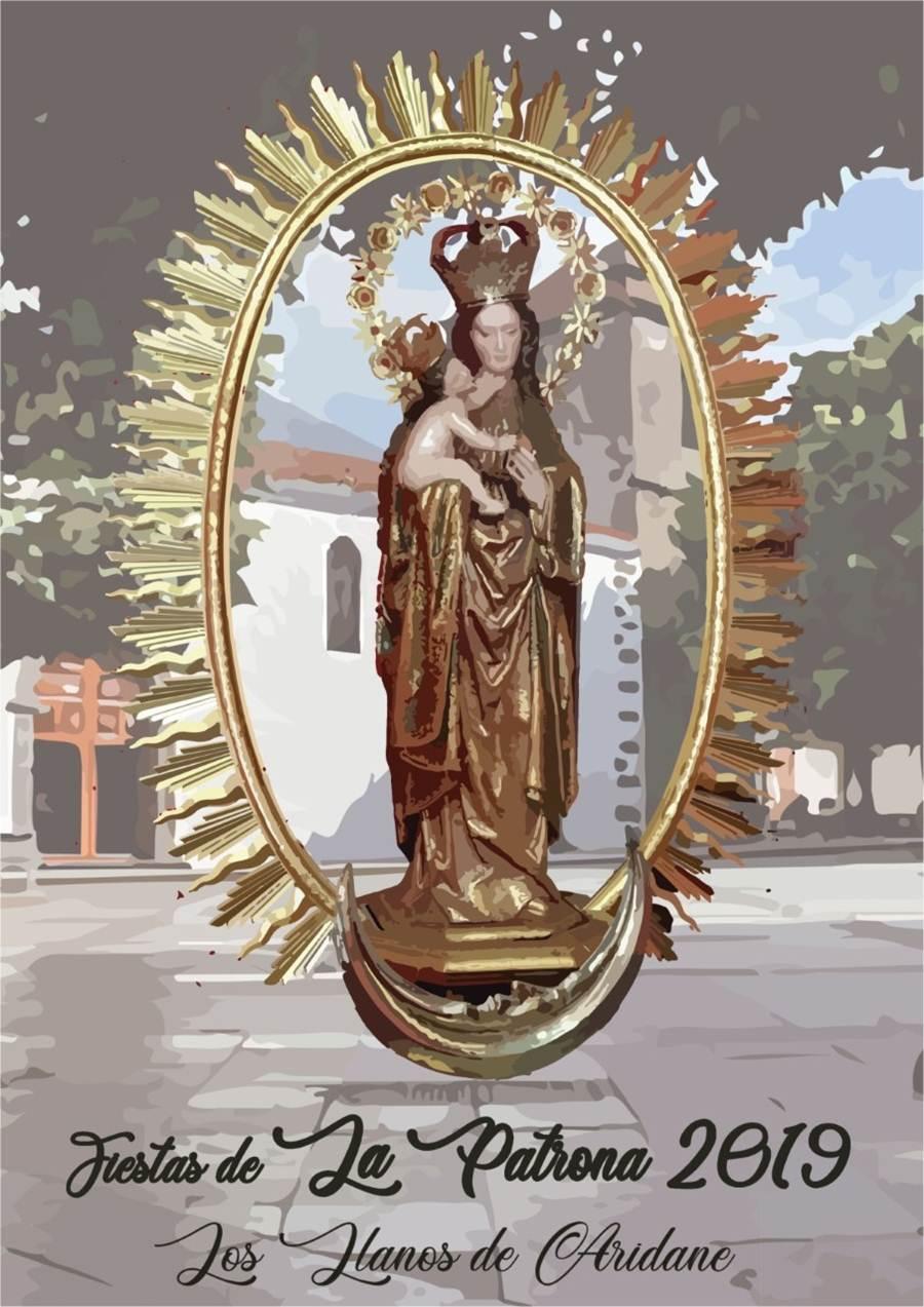 Cartel de La Patrona