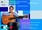 Recital de guitarra de Javier Infante