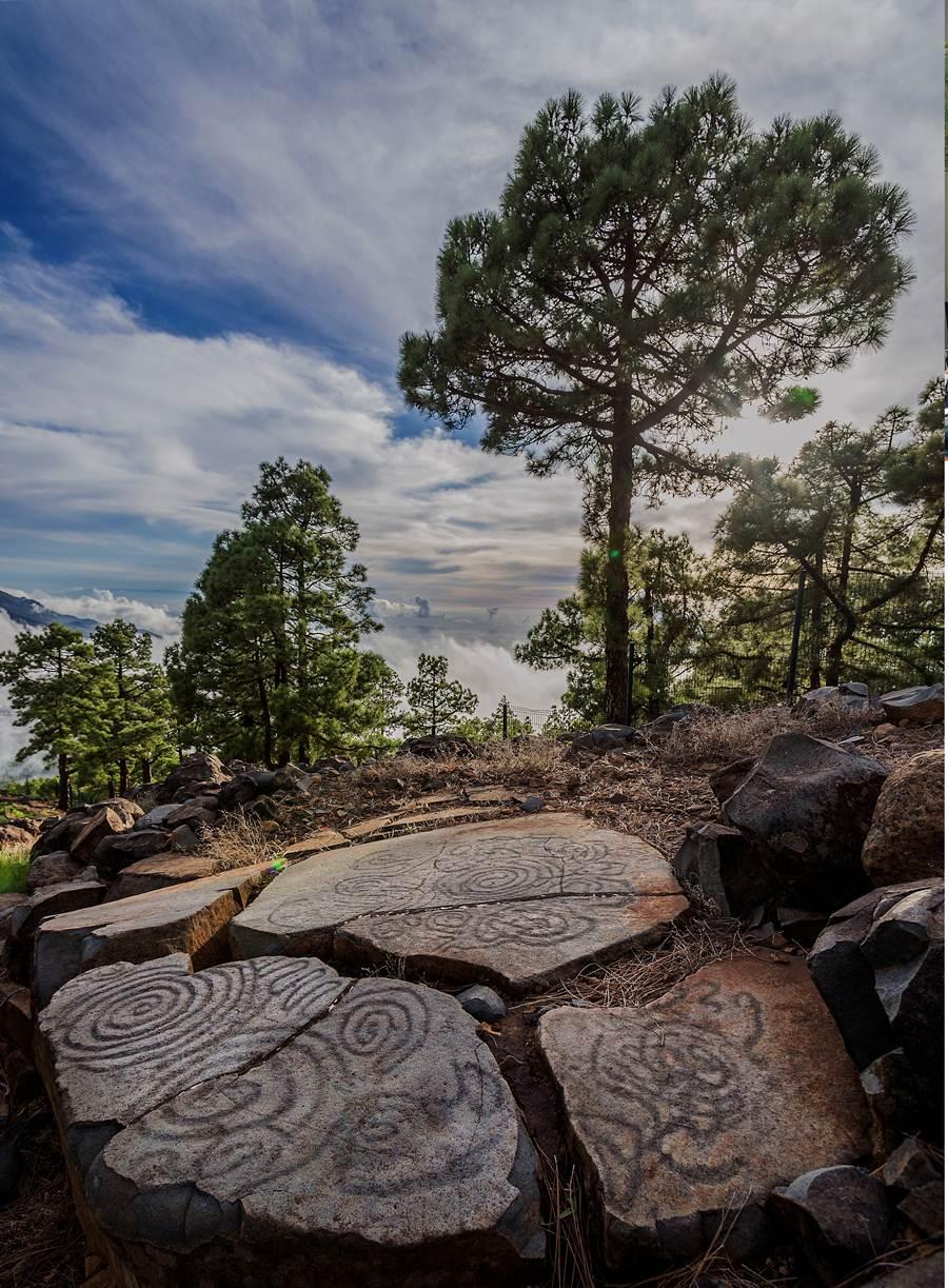 Petroglifos de Lomo Gordo I (Pico Benehauno) (Tarek Ode)