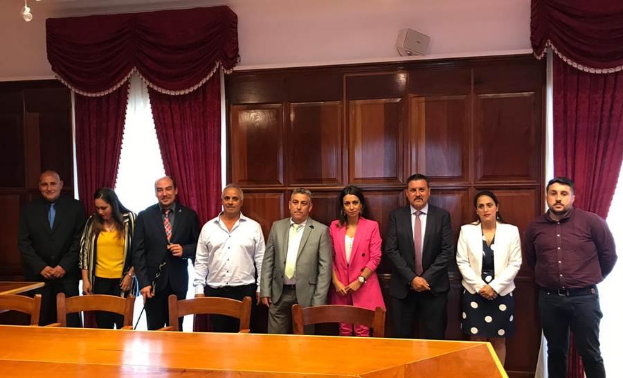 Psoe y pp firman un acuerdo de gobierno para garaf a el for Acuerdo de gobierno psoe ciudadanos