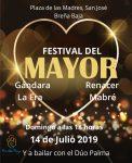 Festival del Mayor en Breña Baja