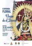 Breña Baja celebra la II Ofrenda Floral Virgen del Socorro