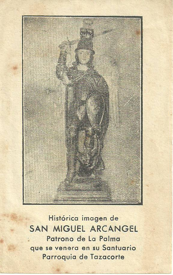 san Miguel, foto antigua