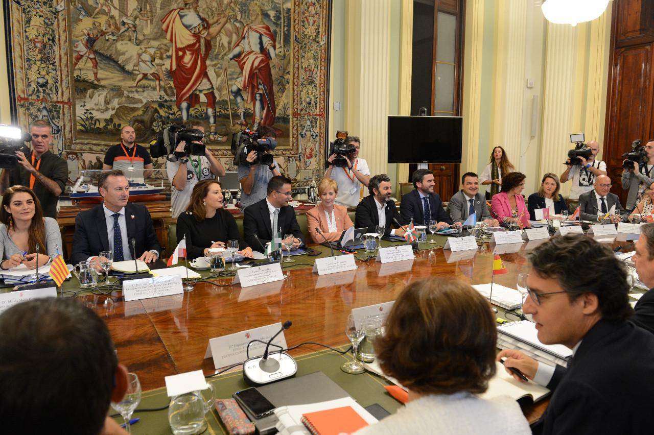 Reunión del Consejo  Consultivo.