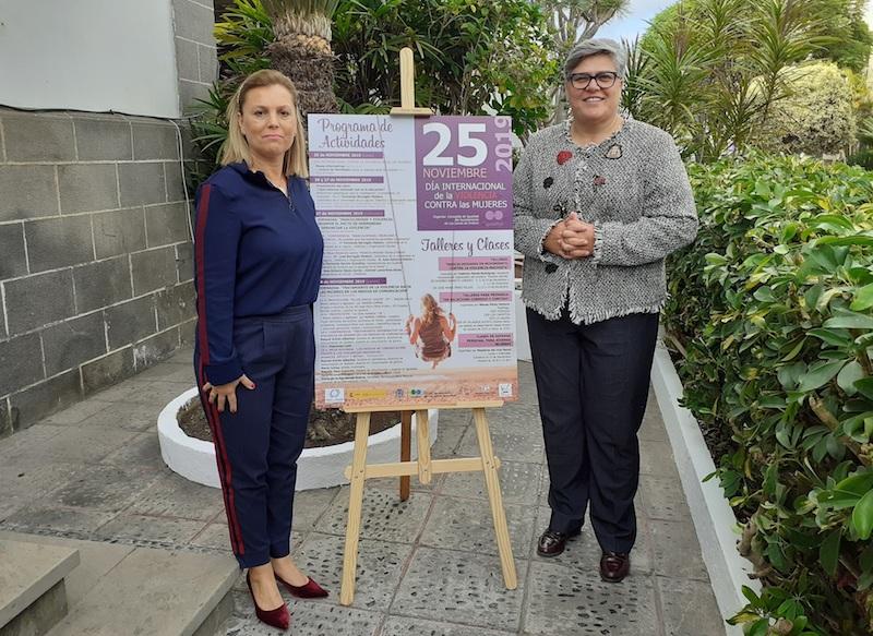 Los Llanos de Aridane organiza un extenso programa de actividades para conmemorar el Día Internacional contra la Violencia hacia las Mujeres - elapuron.com
