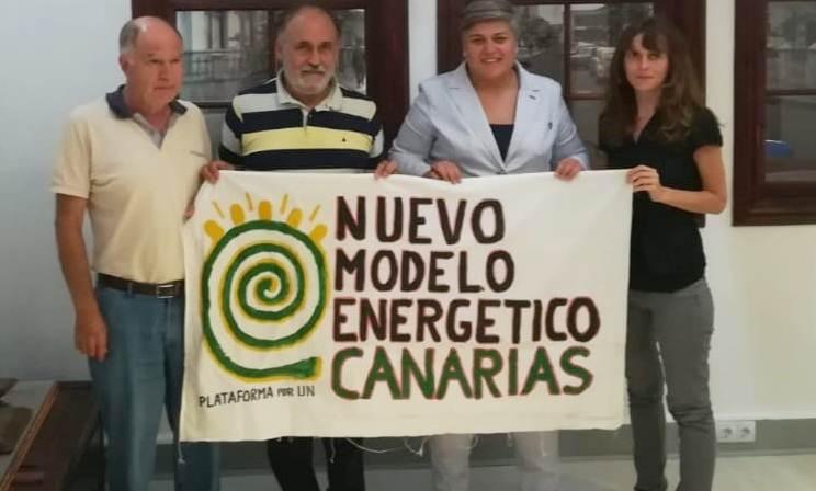 Los Llanos de Aridane se suma al compromiso por la transición energética de La Palma - elapuron.com