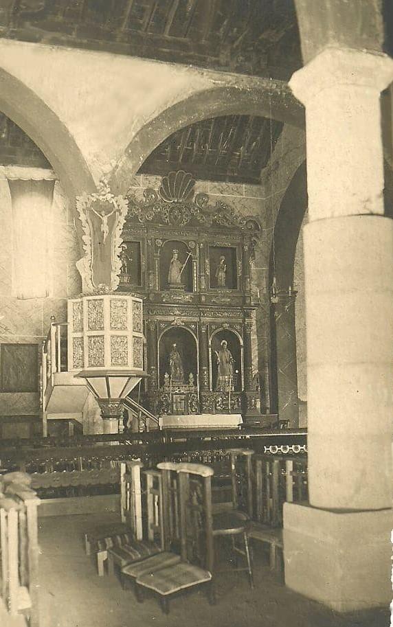 Iglesia de Los Remedios.